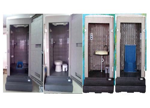 Portable Toilet Exhibition : Sitting type portable toilet nkl001 pz tjk machinery tianjin co ltd